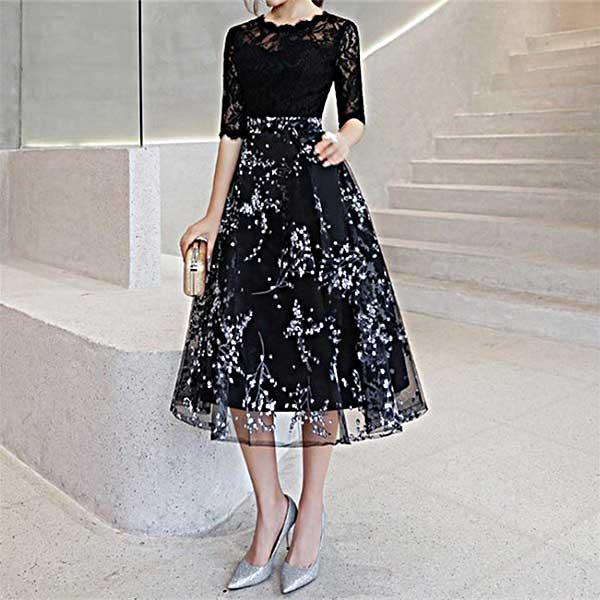 『Lovelyな可憐な魅力』を引き出してくれるプリンセスデザインドレス。