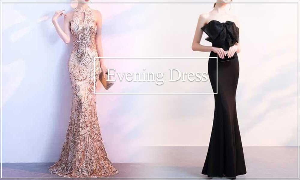 イブニングドレスの通販一覧へ