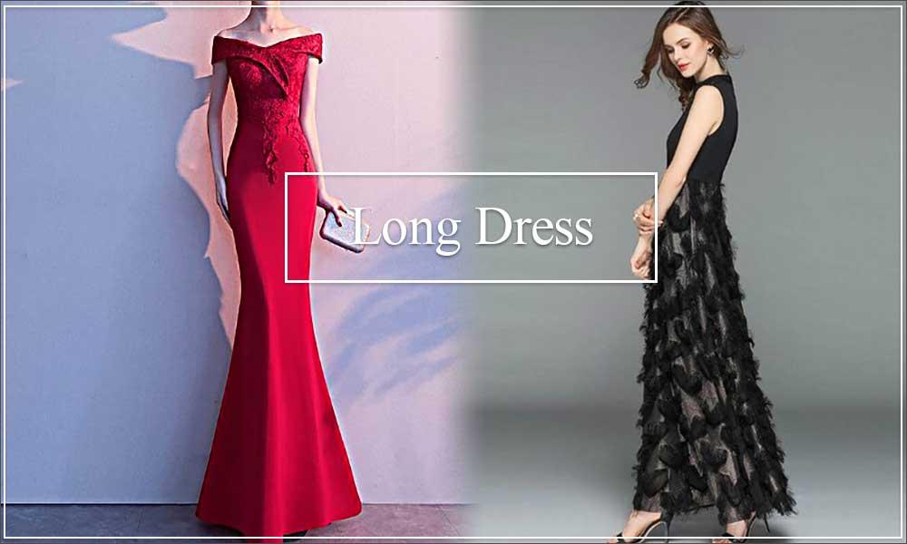 ロングドレスの通販一覧へ